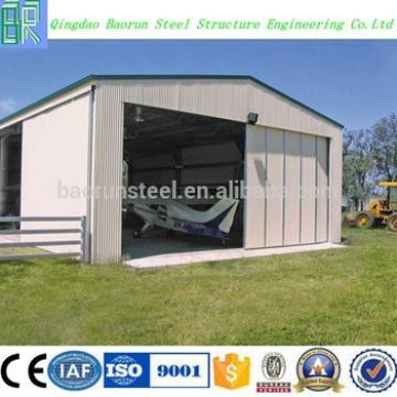 Easy Installation Steel Metal Portable Aircraft Hangar