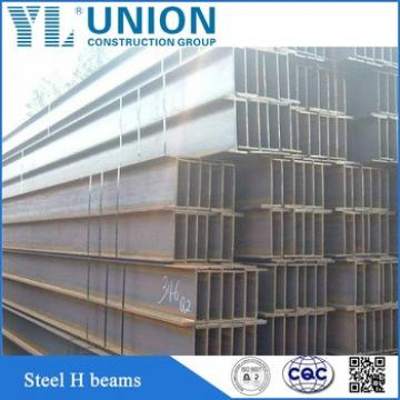 Good quality galvanized H section steel beam for steel structure building