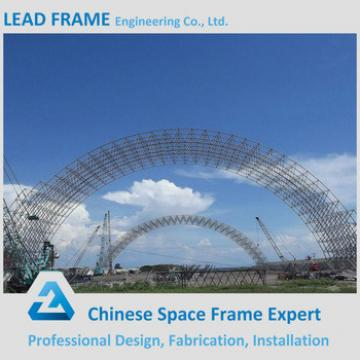 China Professional Deign Organization Providing Steel Struss Dome Roof Structure