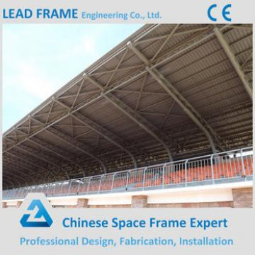 Wind Resistance and Anti Seismic Prefab Steel Roof Truss