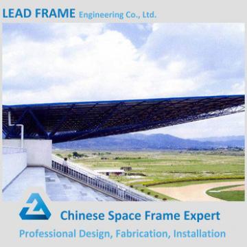 fast installation steel prefabricated bleacher construction