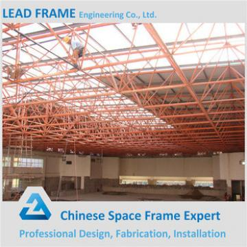 Low Cost Space Frame Prefabricated Steel Building