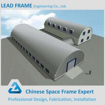 Prefab Roofing Shed Steel Construction Factory Building