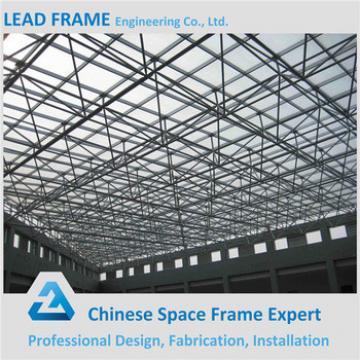 Galvanization Space Frame Prefabricated Steel Building