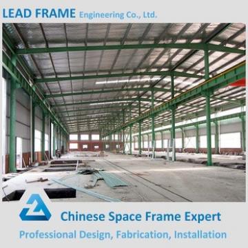 Prefab Metal Building Structure For Factory Workshop