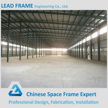 China Manufacturer Prefab Steel Frame Workshop with CE Certificate