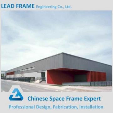 Economic Prefab Multifunctional Light Steel Roofing Truss for Warehouse