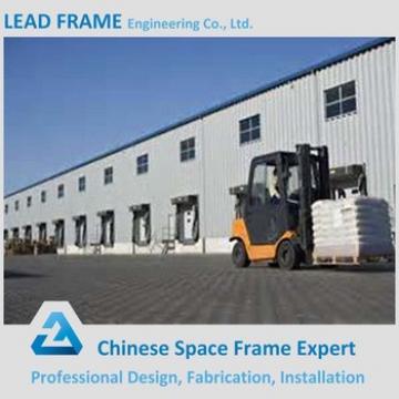 Fast Installation Steel Frame Vegetable Warehouse for Food