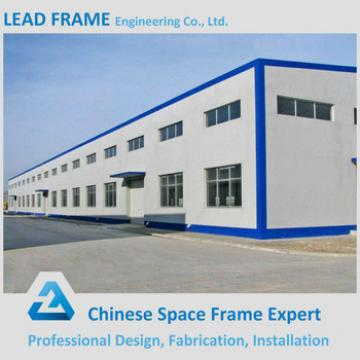 Large Weld H Beam Lightweight Steel Warehouse With Great Design