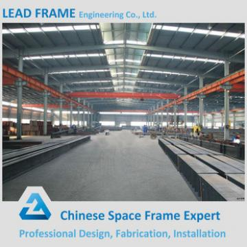 Lightweight Space Frame Storage House Steel Trusses