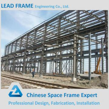 easy quick installation prefabricated building construction workshop