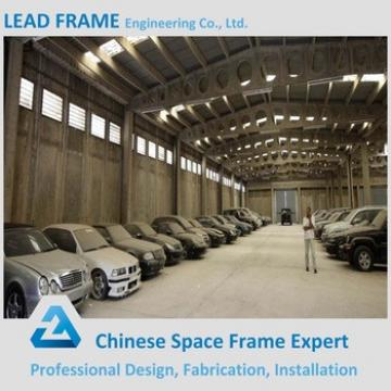 China project with buidling prefabricated industrial sheds