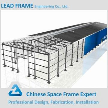 China Supplier Steel Construction Building Space Frame Luxury Prefab House