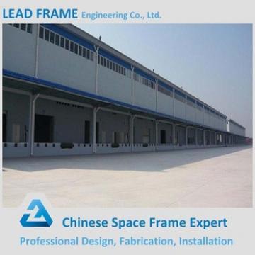 Wide Span Steel Structure For Workshop Buildings