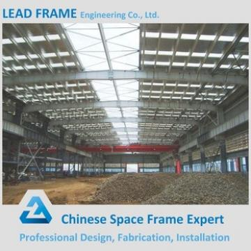 Wide Span Light Framing Prefab Steel Structure Roof