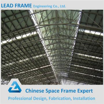 Prefab Insulated Light Steel Roof Truss Design for Warehouse
