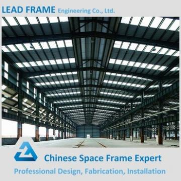Prefabricated Low Cost Factory Workshop Steel Building