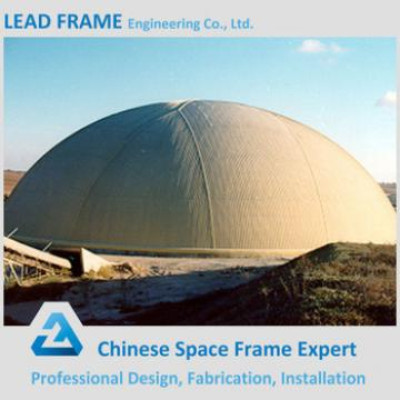 Lightweight Space Frame Steel Dome Structure