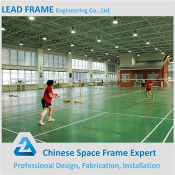 Steel Building Prefabricated Stadium For School
