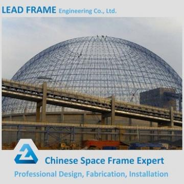 Flexible Design Steel Dome Structure for Coal Bunker Storage