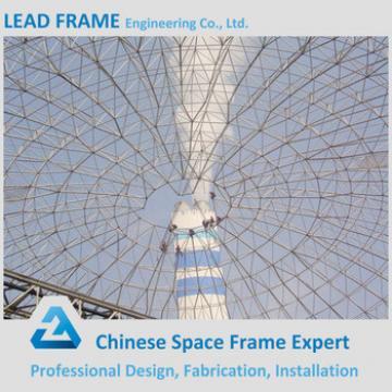 Cheap Prefab Lightweight Dome Space Frame
