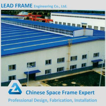 New Design Prefab Steel Structure Warehouse for Factory Buildings