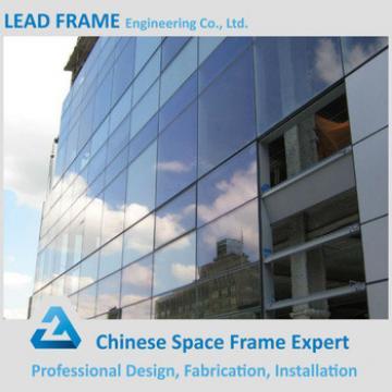 Art Effect Decorative Reflection Factory Direct Glass Curtain Wall