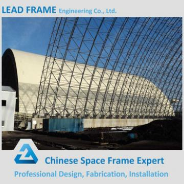 Prefabricated Steel Space Frame Coal Storage