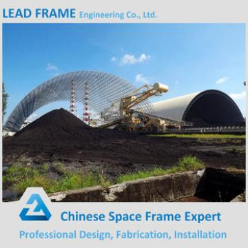 Prefab Large Span steel frame greenhouse Building