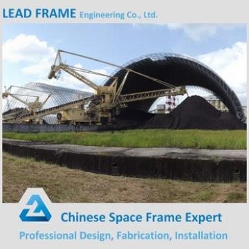 LF Modern Prefab Steel Structure Coal Fired Power Plant