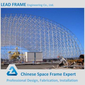 Best Factory Coal Storage Steel Framing Power Plant Project