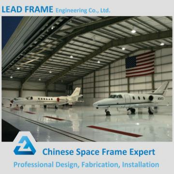 economical prefabricated aircraft hangar china construction company