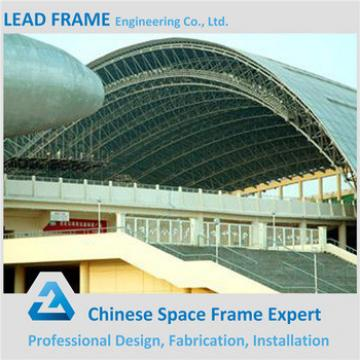 single or galvanized prefabricated h steel beam stadium bleacher