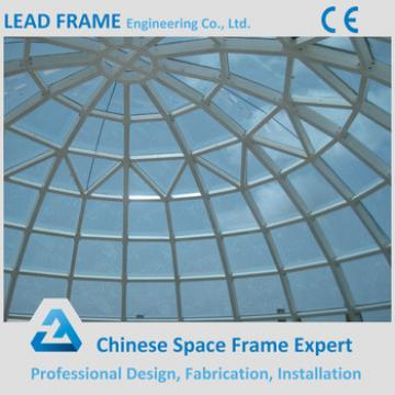 Lightweight Space Structure Glass Roof Dome