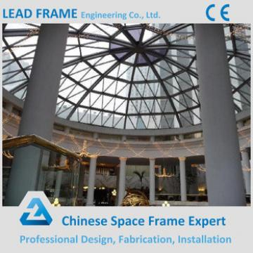 Prefabricated steel structure building circular roof skylight covers