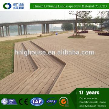 Cheap price waterproof Composite wpc deck