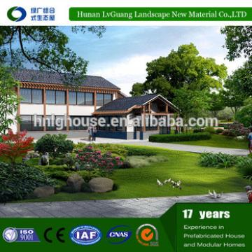 Low cost prefabricated modular homes/prefab beach homes