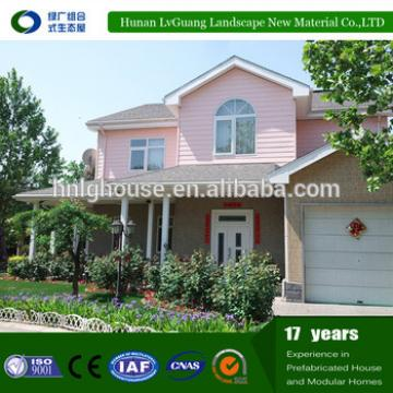 New products Modern low cost prefab house for laos