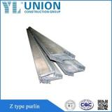 z type steel purlin