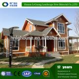Appearance Safe And Reliable Structure Prefab simple beauty cottage