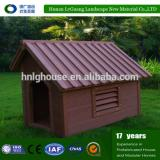 Wooden composite WPC dog house