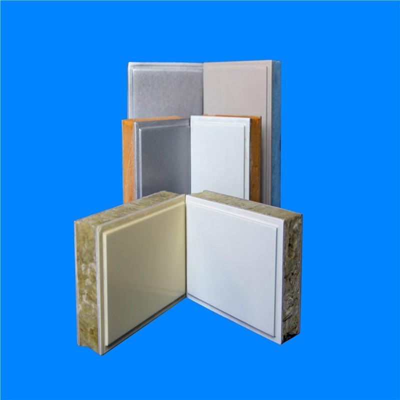 Low cost polyurethane sandwich panel XPS-01