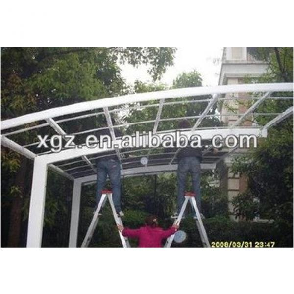 Prefabricated Steel Car Parking Canopy #1 image