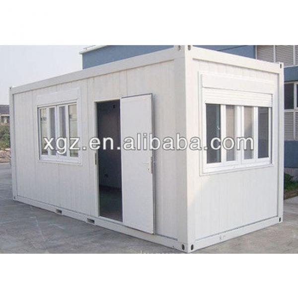 20 feet prefabricated container house exported to Austrilia #1 image