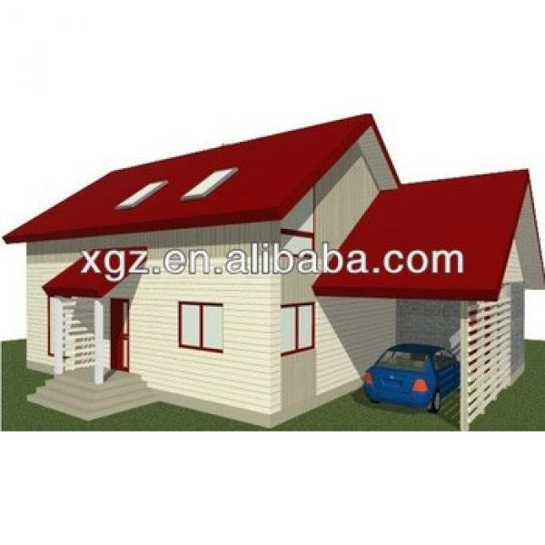 Hot-Selling Cost saving Prefab House #1 image