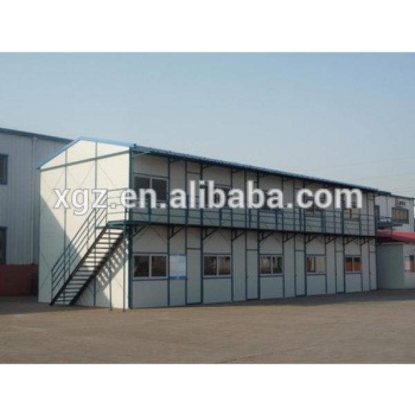 Pitched roof steel structure prefabricated house #1 image