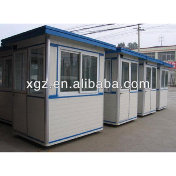 Cheap prefabricated house for sentry box #1 image