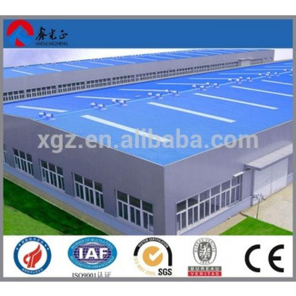 100*30m high quality steel structure prefabricated warehouse construction costs #1 image