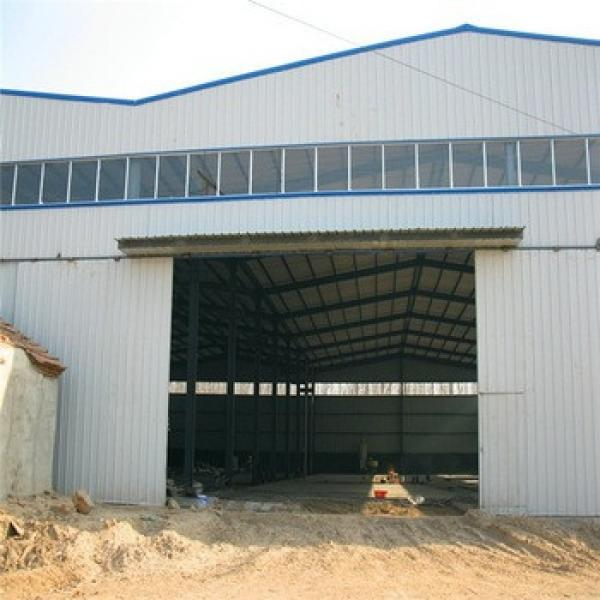 Cheap Price China Prefabricated Steel Barns For Sale #1 image
