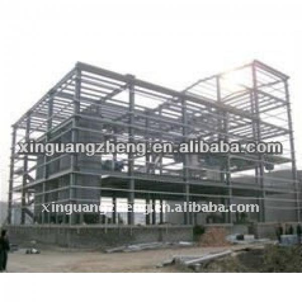 disassemble prefab steel factory warehouse building construction projects #1 image